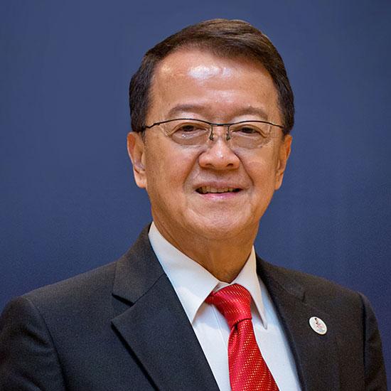 Tan Sri Dato' Seri Dr. Jeffrey Cheah, AO