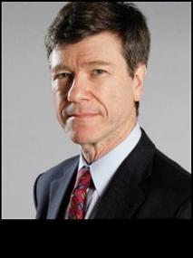 Jeff Sachs Portrait for MPP